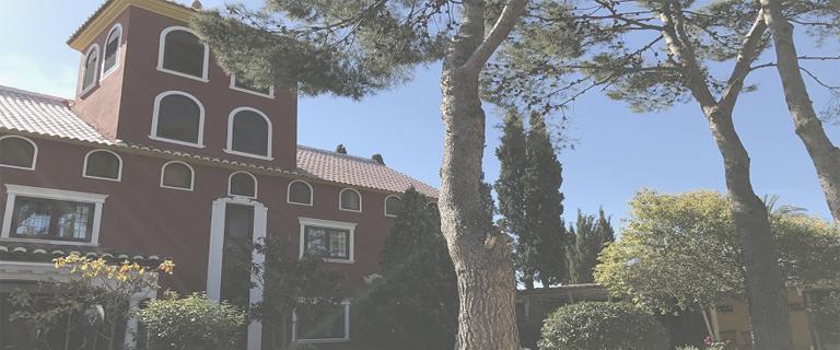 Hotel romántico en Valencia