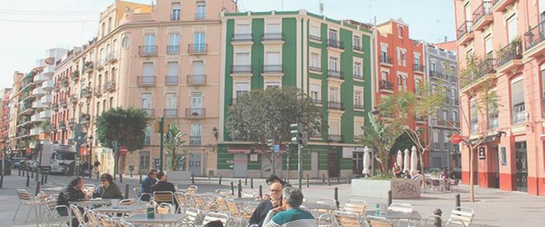 hotel en Ruzafa Valencia