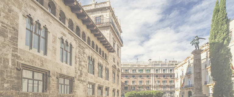 Hoteles Valencia centro