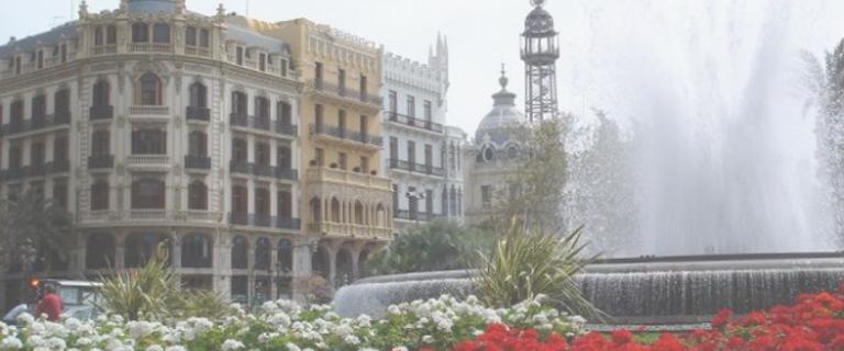 hoteles Valencia centro ciudad